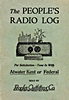 People's Radio Log